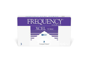 Cooper Vision - Frequency 55 XCEL Toric