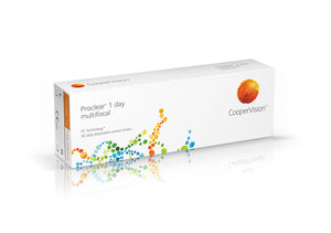 Cooper Vision - Proclear 1 Day Multifocal