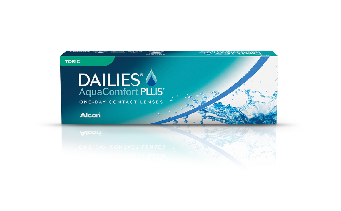 Alcon Dailies® AquaComfort Plus® Toric