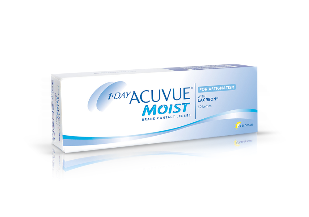 Moscon - 1-Day Acuvue Moist for Astigmatism