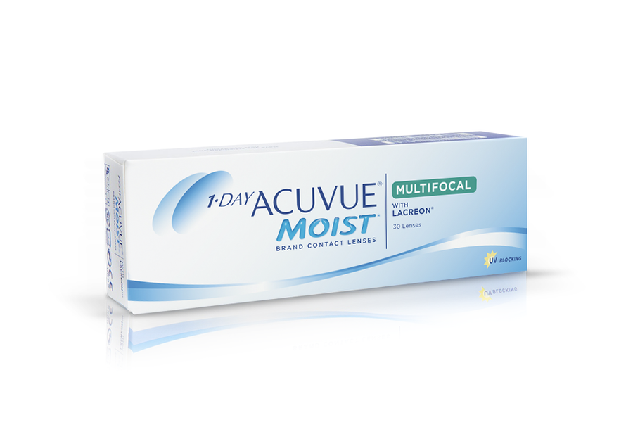 Moscon - 1-Day Acuvue Moist Multifocal