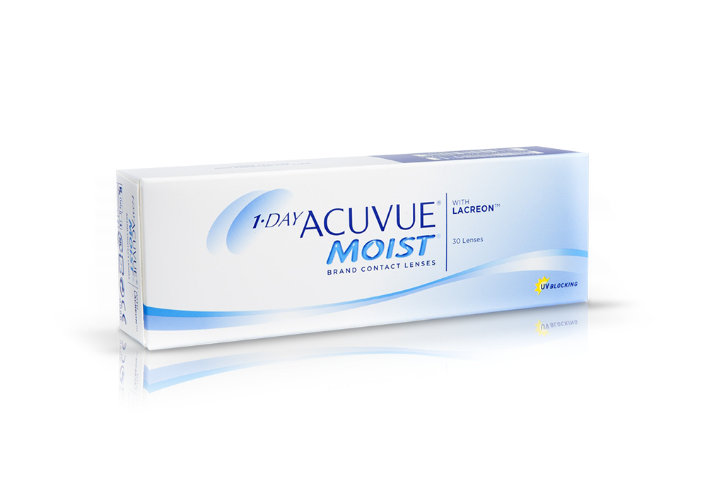 Moscon - 1-Day Acuvue Moist
