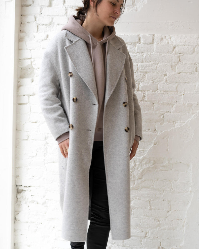 Dadoulove coat - Polaire chine