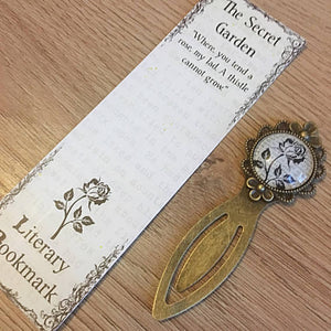 The Secret Garden Bookmark