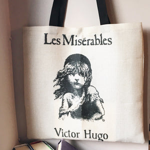 Les Miserables Tote Bag - Nabu Bookish Gifts | Literary Gifts For Book Lovers