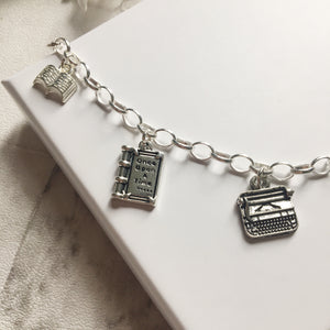 Writers Bracelet - Nabu Bookish Gifts