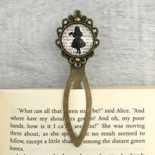 Alice In Wonderland Bookmark - Alice - Nabu Bookish Gifts