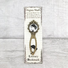 Virginia Woolf Bookmark - Nabu Bookish Gifts | Literary Gifts For Book Lovers