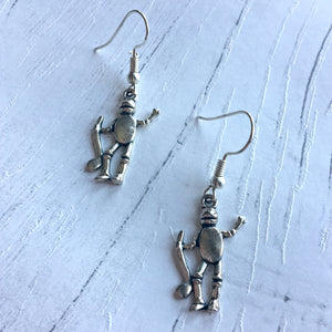 The Wonderful Wizard Of Oz Earring Set - Nabu Bookish Gifts