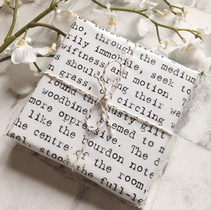 William Shakespeare Bracelet - Nabu Bookish Gifts | Literary Gifts For Book Lovers