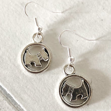 The Wonderful Wizard Of Oz Earrings - Toto - Nabu Bookish Gifts