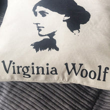 Virginia Woolf Cushion Cover Print - Nabu Bookish Gifts