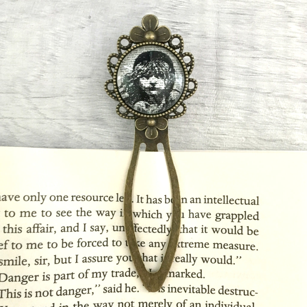 Les Miserables Bookmark - Nabu Bookish Gifts