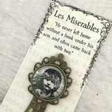 Les Miserables Bookmark - Nabu Bookish Gifts | Literary Gifts For Book Lovers