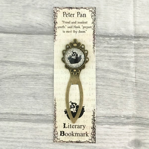 Peter Pan Pirate Bookmark - Nabu Bookish Gifts | Literary Gifts For Book Lovers