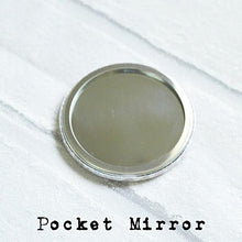 The Great Gatsby 'Beautiful Little Fool' Pocket Mirror, Magnet Or Keyring - Nabu - Literary Gifts For Book Lovers