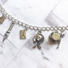 Pride And Prejudice Bracelet - Nabu Bookish Gifts | Literary Gifts For Book Lovers