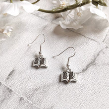 Tess Of The D'Urbervilles Book Earrings - Nabu Bookish Gifts | Literary Gifts For Book Lovers