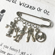 The Wizard Of Oz Brooch - Nabu Bookish Gifts