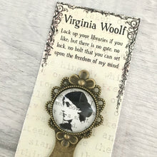 Virginia Woolf Bookmark - Nabu Bookish Gifts