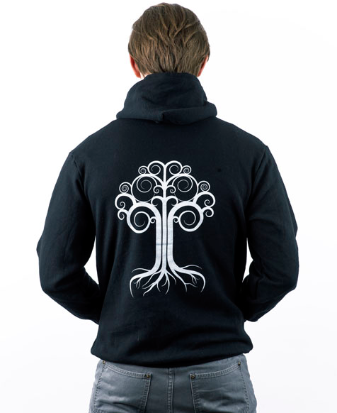 Native Roots Pullover Hoodie