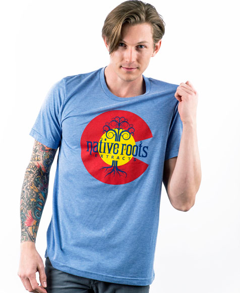 Native Roots Men's Extracts Tee