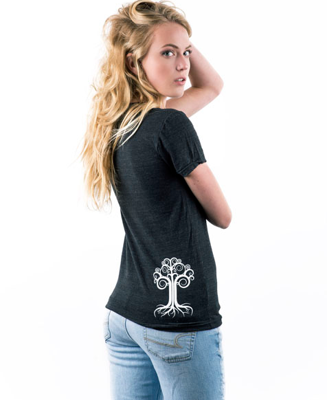 Native Roots Flowy Short Sleeve