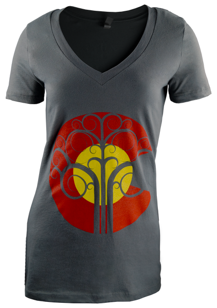 Women's Colorado V-Neck