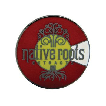 Native Roots Extracts Pin