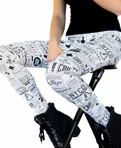 Women's Wallpaper Leggings