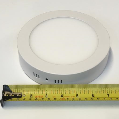 Round LED Panels 12-24V (Cabin Light)