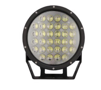320Watt LED spot light round marine fishing, search for dahns and channel markers
