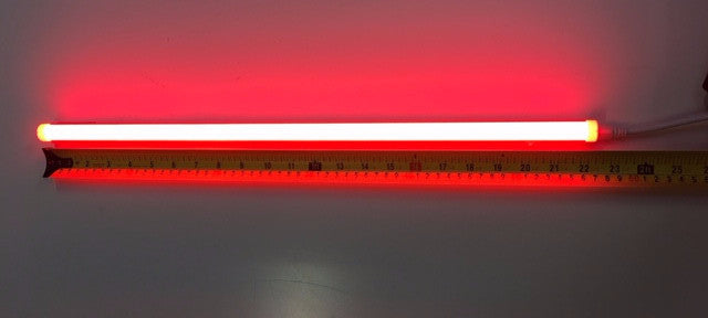 Interior LED Light 12-24v RED with on/off switch