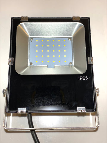 30W New Style LED Multi Chip SMD Floodlights 12-24V 9000000240