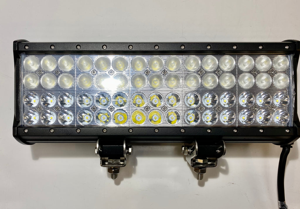 144W 12 INCH LED LIGHT BAR SPOT 9000000161