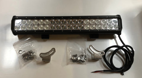 108W Dual row Combo cree led lights 12-24v Dc