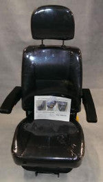 BOAT SEAT YS16 TALL WITH OR WITHOUT SUSPENSION