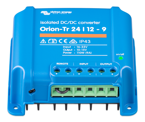 24v Victron Orion-Tr 24/12-9AMP (110W)  ISOLATED!!! DC-DC converter ORI241210110