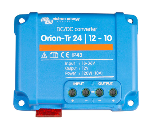 24v Victron DC24V dropper to 12V 10 amp (120W) NON ISOLATED !!! ORI241210200 9000000802