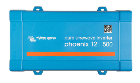Phoenix Inverter 12/500 230V VE.Direct. UK.      PIN125010400