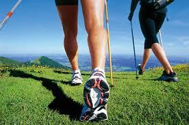 Nordic walking how to get started