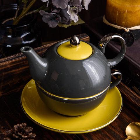 Herbal Teapot Set for One - I want direct