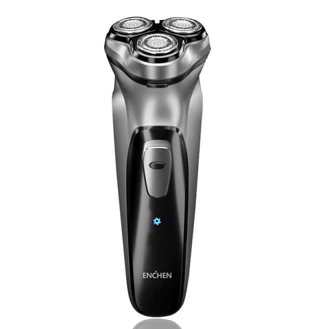 3D Electric Shaver  Men Type-C USB Rechargeable Razor 3 Blades Portable Beard Trimmer Cutting Machine For Shaving.