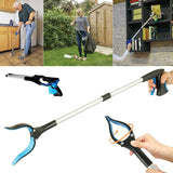 Foldable Litter picker pick litter without touching it or bending down - I want direct