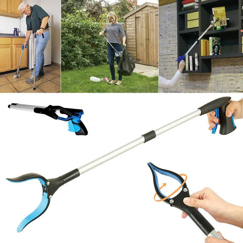 Foldable Litter picker pick litter without touching or bending down - I want direct
