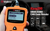 VIDENT iEasy200 Full OBDII/EOBD Diagnostic Tool CAN Code Reader iEasy 200 - I want direct