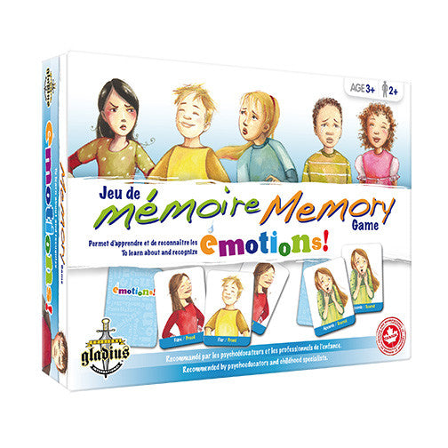 Memory Game Emotions