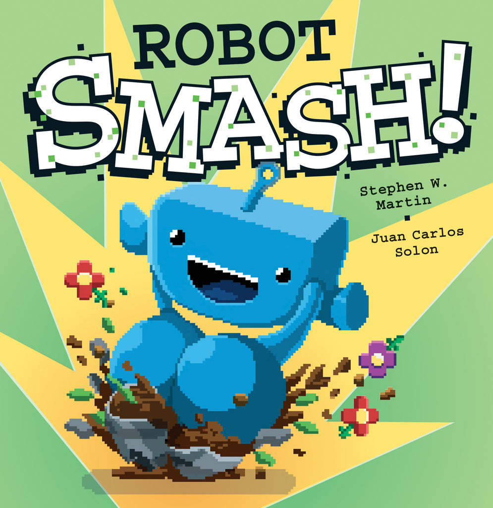 Robot SMASH! - owlkids-us
