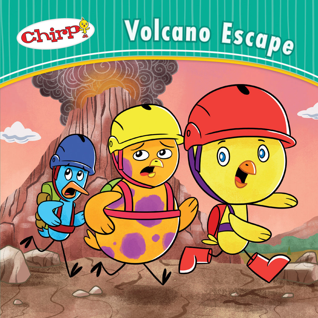 Chirp: Volcano Escape - owlkids-us