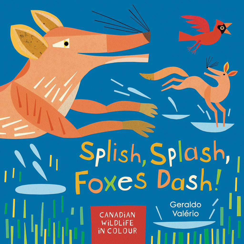 Splish, Splash, Foxes Dash!